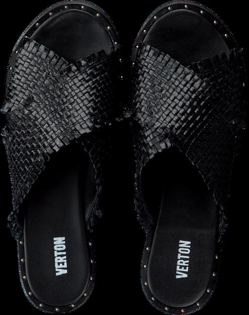Zwarte VERTON Slippers SIVIGLIA02  - large