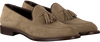 Taupe MAZZELTOV Loafers 9524  - small