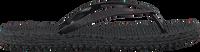 Zwarte ILSE JACOBSEN Slippers CHEERFUL01 - medium