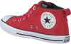 Rode CONVERSE Sneakers CTAS STREET SUEDE  - small