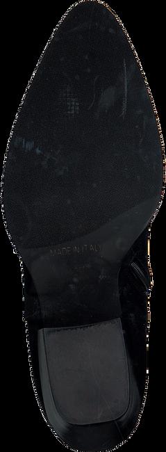 Zwarte NOTRE-V Enkellaarsjes 01-222  - large