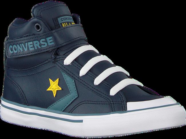Blauwe CONVERSE Sneakers PRO BLAZE STRAP HIGH  - large