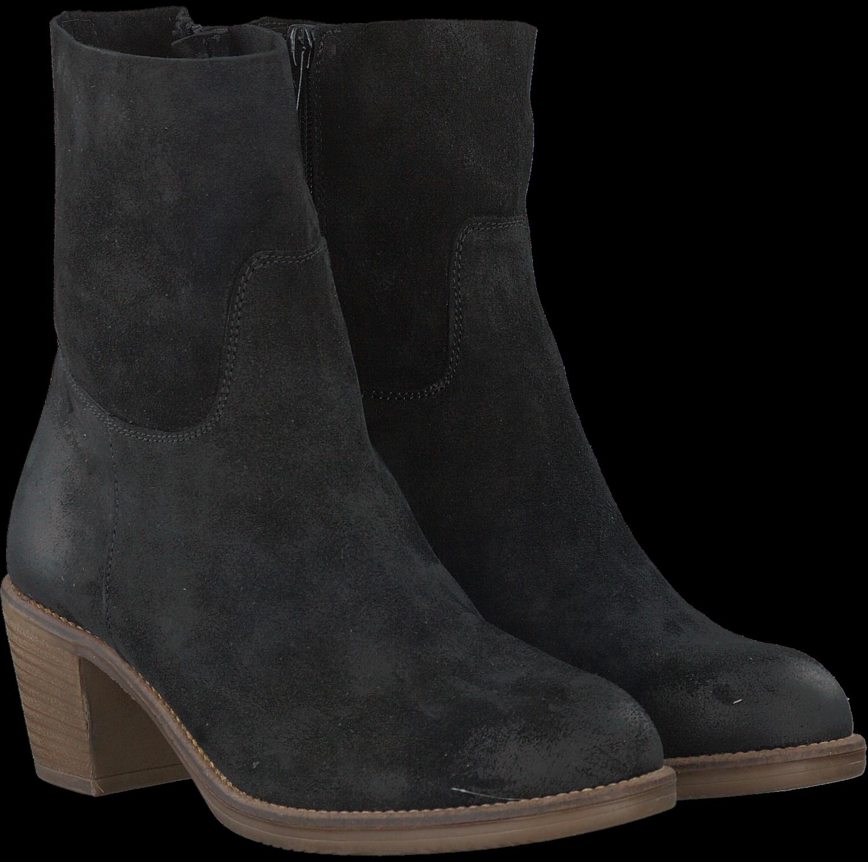 Zwarte OMODA Lange laarzen 8365   Omoda