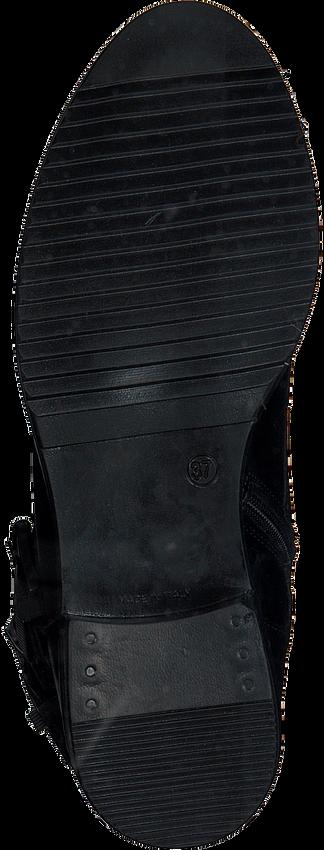 Zwarte OMODA Biker boots 182K SOLE KIRA - larger