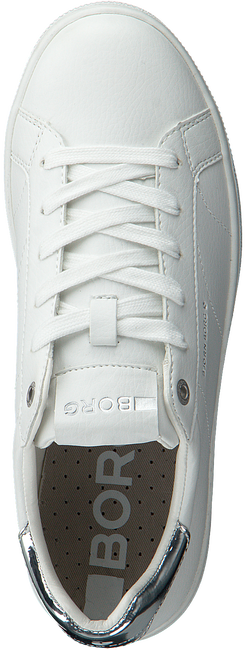 Witte BJORN BORG Sneakers T305 LOW CLS - large
