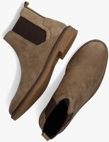 Taupe MAZZELTOV Chelsea boots HALLOWEEN -24  - medium