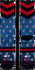 Blauwe XPOOOS Sokken BARNEY xVHpimsI