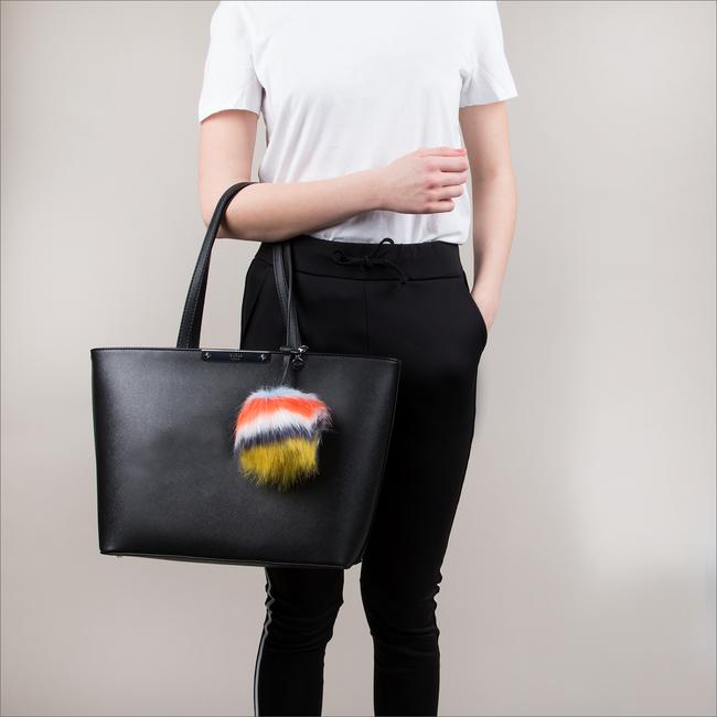 Zwarte GUESS Shopper HWPP66 93230 - large