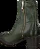Groene SHABBIES Enkellaarsjes 182020093 - small