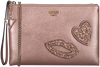 Roze GUESS Clutch HWMH68 62720 - small