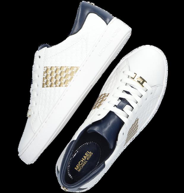 Blauwe MICHAEL KORS Lage sneakers COLBY SNEAKER  - large