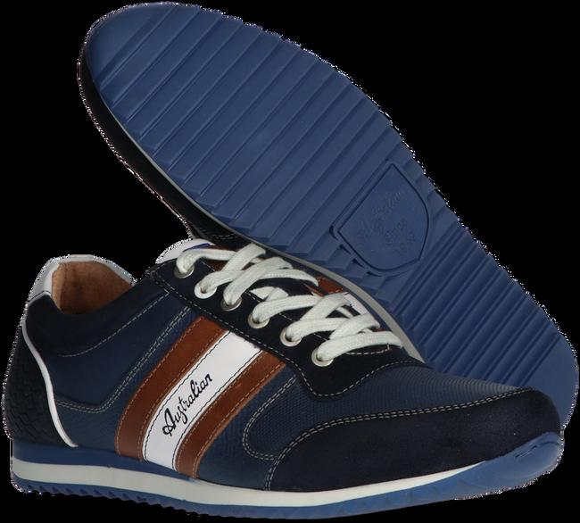 Blauwe AUSTRALIAN Lage sneakers CORNWALL  - large