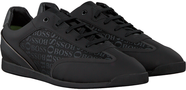 Zwarte BOSS Sneakers MAZE LOWP  - large