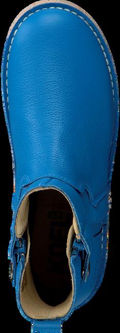 Blauwe KOEL4KIDS Enkellaarsjes KO207  - large