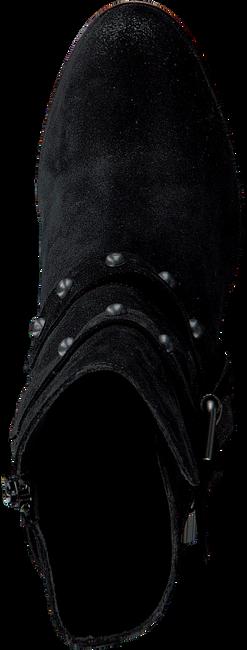 Zwarte VIA VAI Enkellaarsjes 4904002  - large