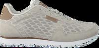 Grijze WODEN Lage sneakers NORA II MESH  - medium