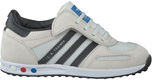 ADIDAS SNEAKERS LA TRAINER KIDS - large