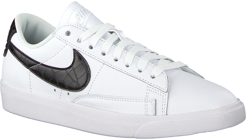 Nike Chaussures De Sport Witte Bas Wmns Ess Blazer Xq8aJrsS