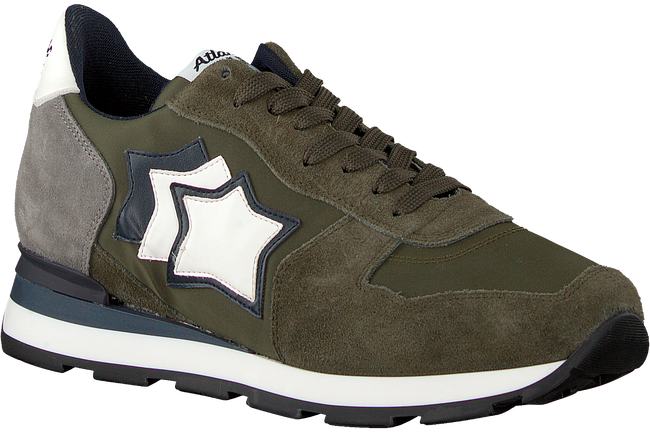 Groene ATLANTIC STARS Sneakers ANTARES  - large