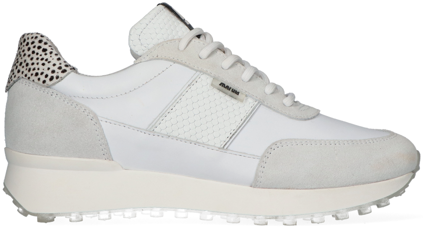 Witte MARUTI Lage sneakers LOIS  - larger