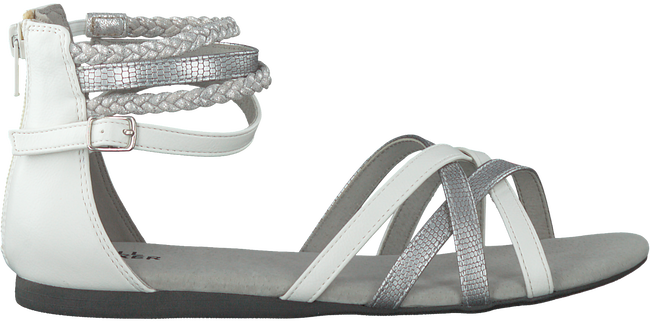 Witte BULLBOXER Sandalen AED009  - large