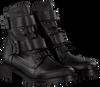 Zwarte OMODA Biker boots 182 SOLE 456 - small