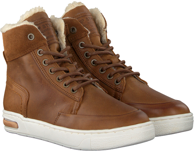 Cognac HIP Sneakers H2737  - large