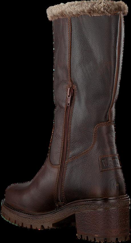 Bruine VERTON Hoge laarzen BERLIJN  - larger