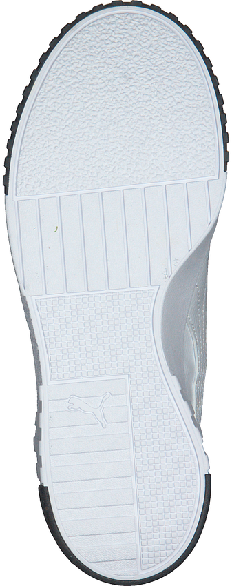 Witte PUMA Sneakers CALI WN'S  - larger
