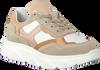 Beige OMODA Lage sneakers KADY FAT - small