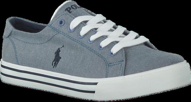 Blauwe POLO RALPH LAUREN Sneakers SLATER  - large