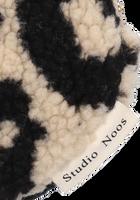 Beige STUDIO NOOS Portemonnee HOLY COW TEDDY WALLET  - medium