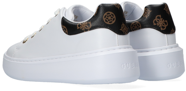 Witte GUESS Lage sneakers BRADLY  - large