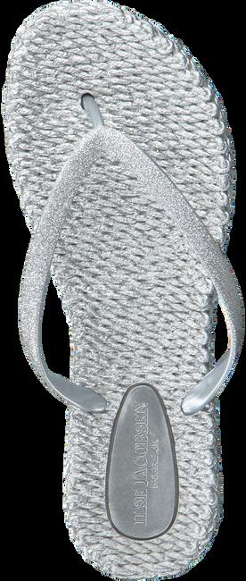 Zilveren ILSE JACOBSEN Slippers CHEER  - large