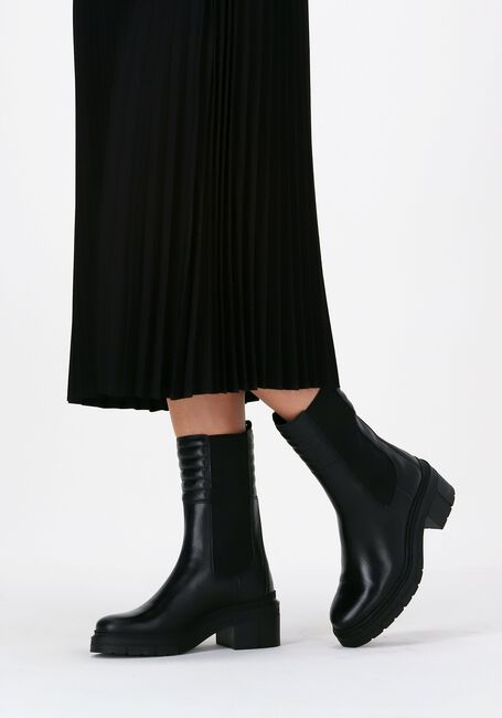 Zwarte UNISA Chelsea boots JINA  - large