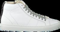 Witte P448 Hoge sneaker STAR2.0 WNM  - medium