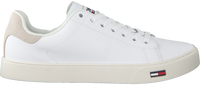 Witte TOMMY HILFIGER Lage sneakers ESSENTIAL TOMMY JEANS  - medium
