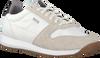 Witte BOSS Sneakers SONIC RUNN  - small