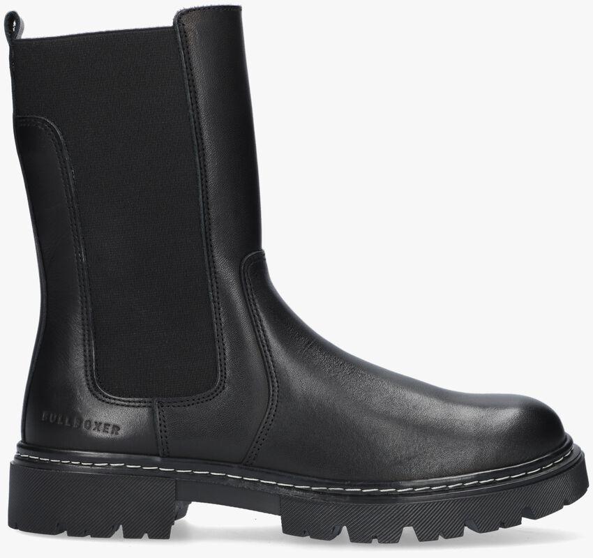 Zwarte BULLBOXER Chelsea boots AJS504  - larger