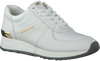 Witte MICHAEL KORS Sneakers ALLIE WRAP TRAINER  - small