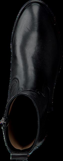 Zwarte NOTRE-V Enkellaarsjes 485  - large
