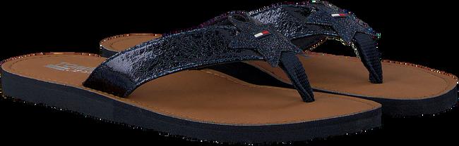 Blauwe TOMMY HILFIGER Slippers GLITTER BEACH SANDAL - large