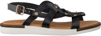 Zwarte SCAPA Sandalen 21/13033  - medium