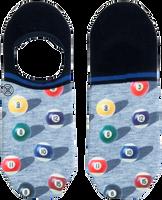 Blauwe XPOOOS Sokken SNOOKER INVISIBLE  - medium