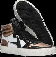 Zwarte ARCHIVIO,22 Hoge sneaker DEVILLE MID - medium