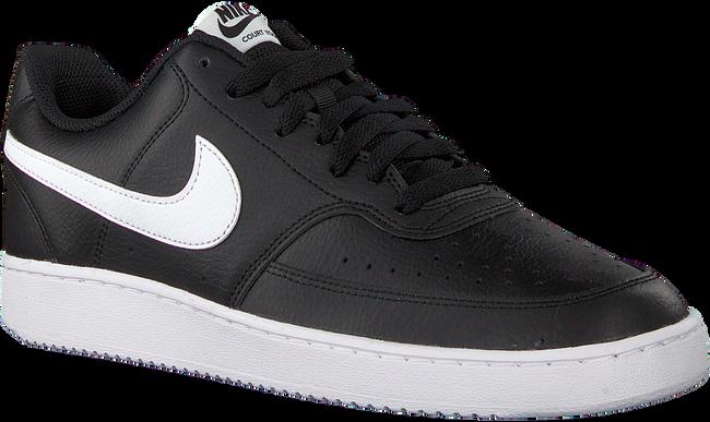 Zwarte NIKE Lage sneakers COURT VISION LOW  - large