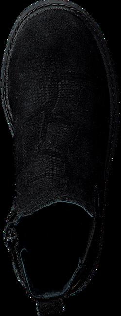 Zwarte MCGREGOR Lange laarzen REBEL  - large