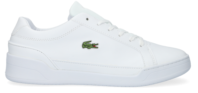 Witte LACOSTE Lage sneakers CHALLENGE 120  - large