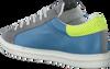 Blauwe AMA BRAND DELUXE Sneakers AMA-B/DELUXE HEREN  - small