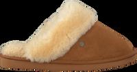 Camel WARMBAT Pantoffels FLURRY - medium